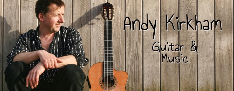 Andy Kirkham Guitar and Music
