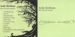 Cover Artwork - Not one but another by Andy Kirkham